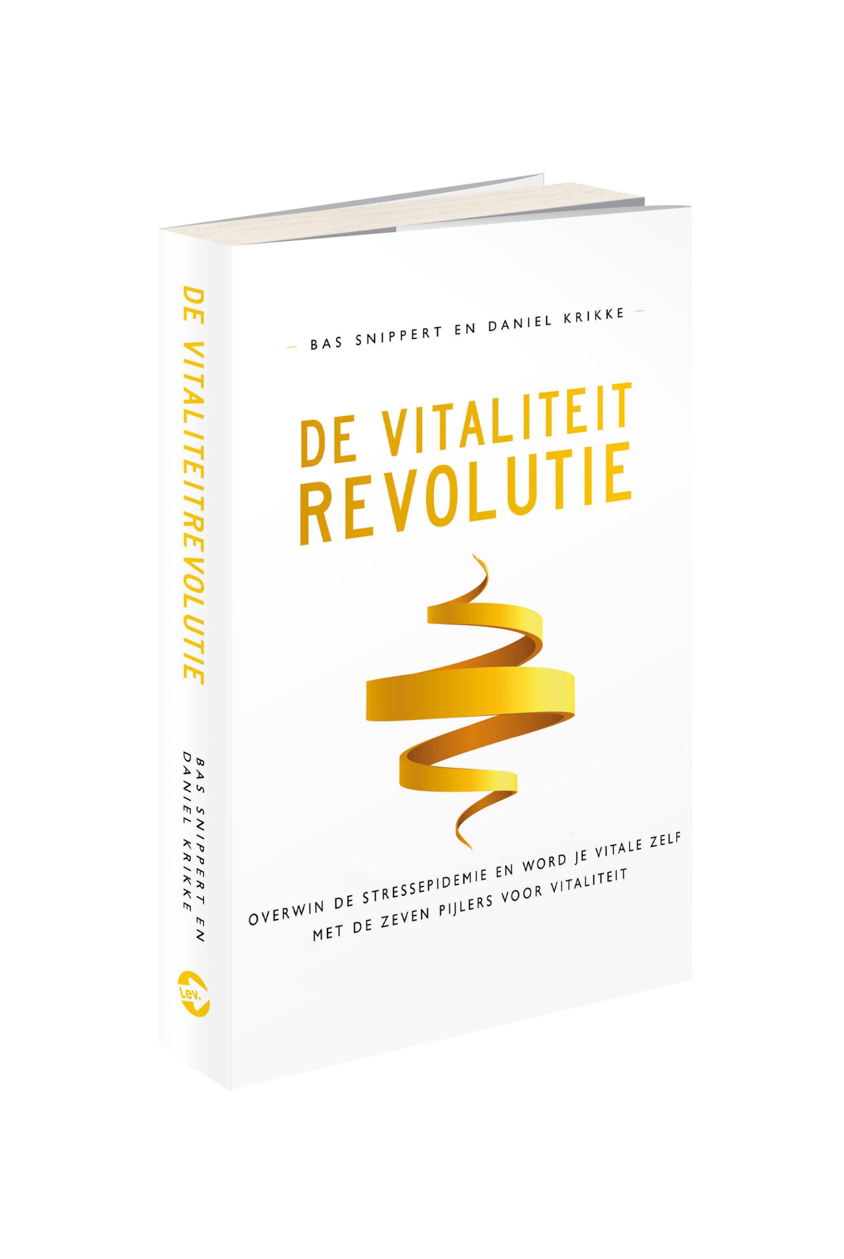 De Vitaliteitrevolutie Paperback