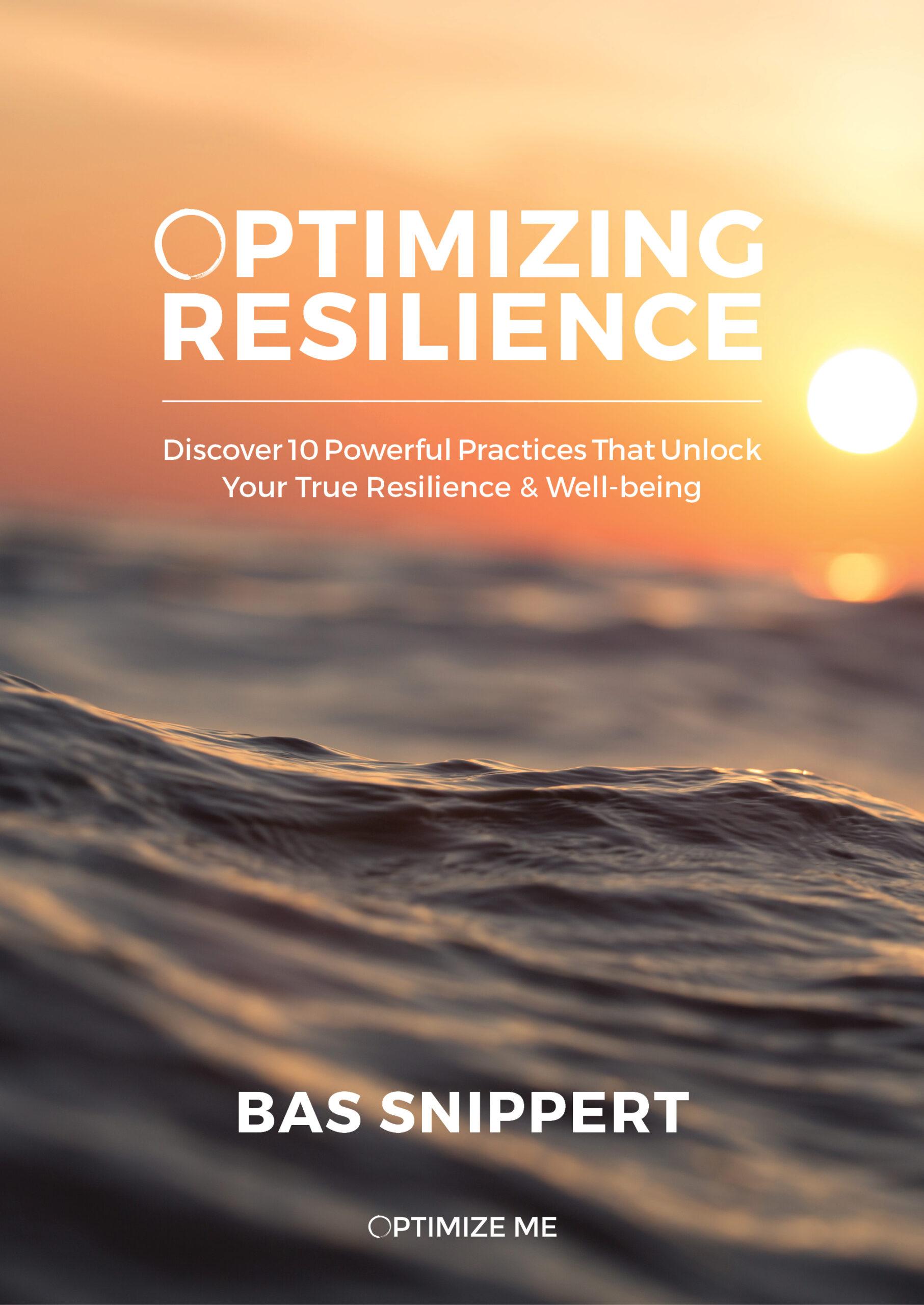 Optimizing Resilience eBook
